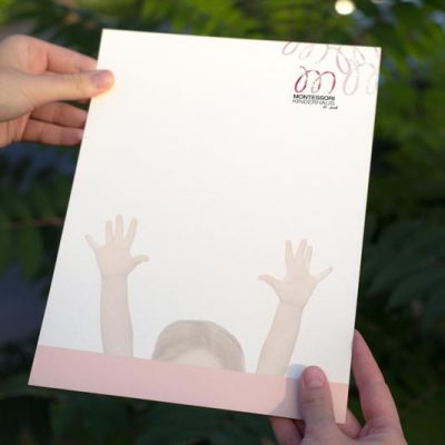 Briefpapier-Monte